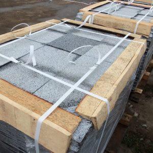 Плитка тротуарна з граніту Покостівка