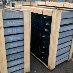 Купить детали памятников габбро Темп