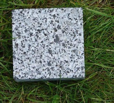 Пиляна бруківка гранітна Покостівського родовища