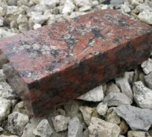 Пиляна бруківка Капустинського родовища
