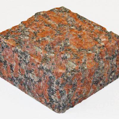 Брусчатка колотая Капустинского месторождения