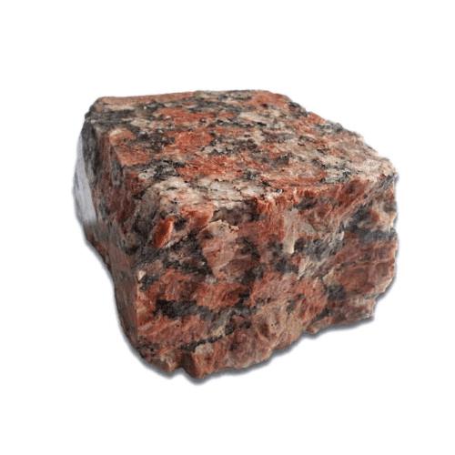 Бруківка пилено-колота Капустинського родовища